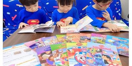DR-Max 送出14本迪士尼英語故事書共5,000份!