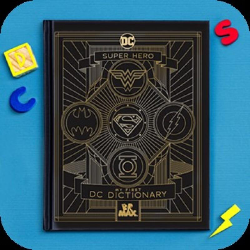 我的第一本DC英雄字典